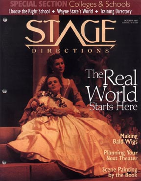 Stage Directions Magazine