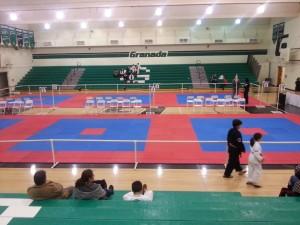 tournament set up
